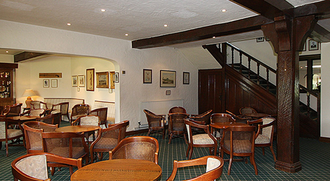 West Sussex Golf Club - Lounge